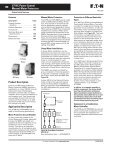 143 XT IEC Power Control Manual Motor Protectors - Westburne - Page 2