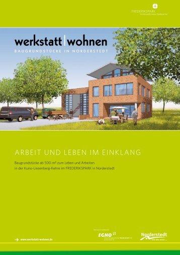 Arbeit und Leben im einkLAng - Frederikspark