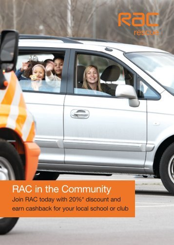 RAC in the Community - PeopleValue