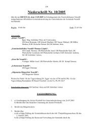 10 vom 13. September 2005 - .PDF - Neustift im Stubaital