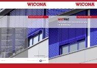 Fassade und Sonnenschutz im Einklang - Wicona Schweiz