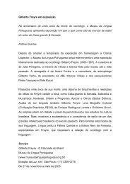 Gilberto Freyre na Língua Portuguesa de novembro - Academia ...