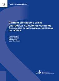 Cambio climático y crisis energética - Generalitat de Catalunya