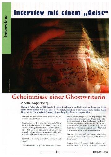 TextArt - PDF, ca. 2,6 MB - Dieschreiboase.de