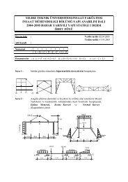 Yapı Statiği I Dönem Ödev Föyü (pdf) - Yıldız Teknik Üniversitesi