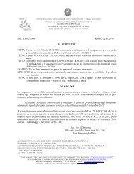 decreto infanzia - MIUR – USR Veneto