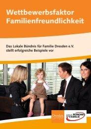 Wettbewerbsfaktor Familienfreundlichkeit - Lokales Bündnis für ...