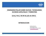 proceso de implantacion reddig ii - ICAO