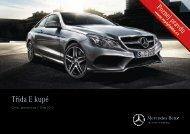 Třída E kupé - Mercedes-Benz
