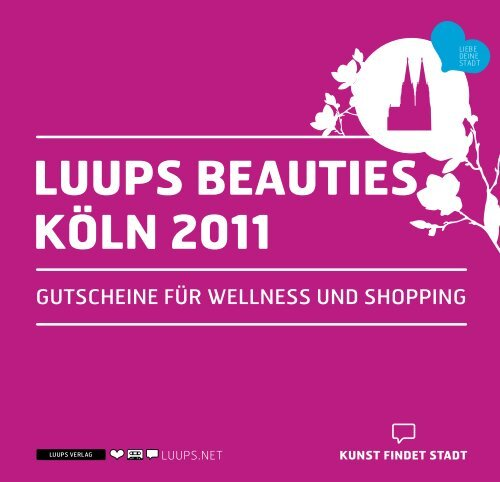 LUUPS BEAUTIES KÖLN 2011