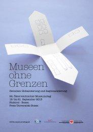 Museen ohne Grenzen - MUSEUMSBUND