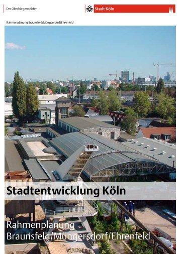 Stadtentwicklung Köln - Stadt Köln