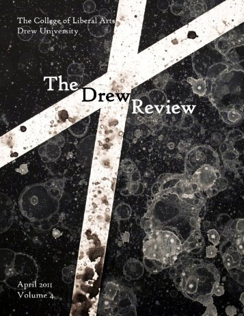 2011 in PDF - Drew University