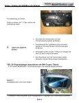 Anbau / Umbau der E46 M3-Look Spiegel WARNUNG TEIL A ... - Page 4