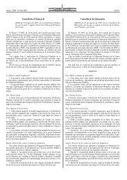 ORDE de 28 d'agost de 2007 - Diari Oficial de la Comunitat ...