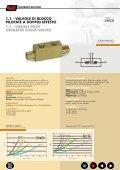 double pilot operated check valves valvole di blocco pilotate a ... - Page 2