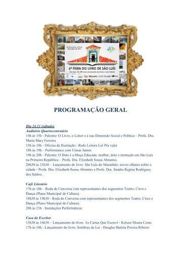programac3a7c3a3o-geral-da-6c2aa-feira-do-livro-de-sc3a3o-luc3ads