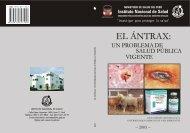 CARATULA ANTRAX_final - Instituto Nacional de Salud