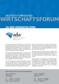 WIRTSCHAFTSFORUM - ADUV - Seite 5