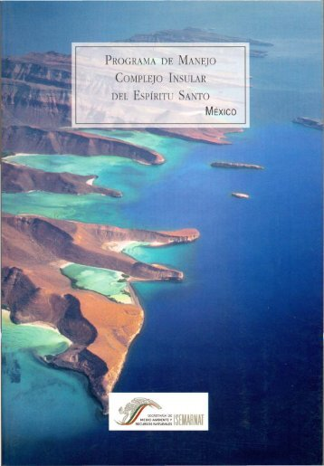 3. Descripción del Complejo Insular - Conanp