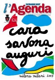 DICEMBRE 2007 - Comune di Savona