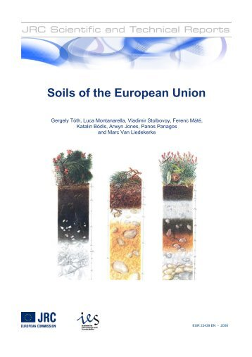 Soils of the European Union - European Soil Portal - Europa