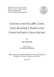 construction of ldpc codes using randomly permutated copies of ...