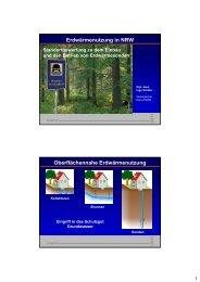 Qualitätssicherung - Geothermie