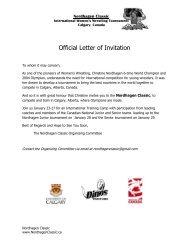 Official Letter of Invitation - Fijlkam