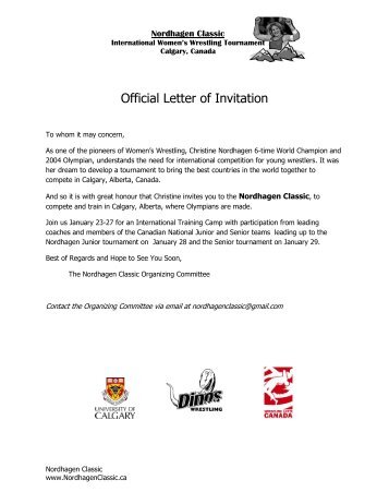Official invitation letter world hockey invite official letter of invitation fijlkam stopboris Gallery