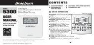 5300 2H-2C User Manual.pdf - Braeburn Systems