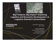Exploring Logistics and Economic Development - Civil Engineering