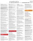 Mestrados e Doutoramentos - Universidade do Minho - Page 3