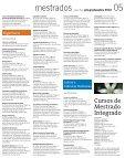 Mestrados e Doutoramentos - Universidade do Minho - Page 5