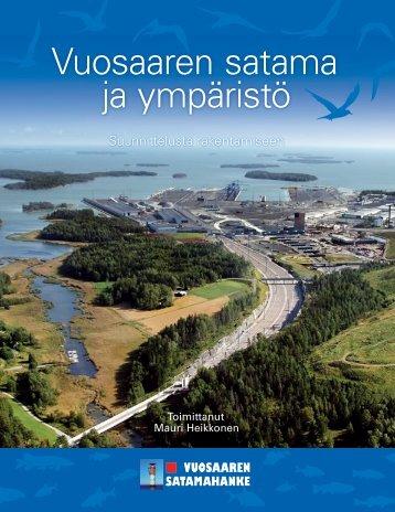 Vuosaaren satama ja ympäristö - Helsingin Satama