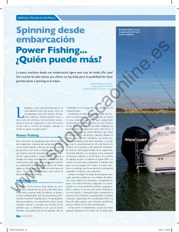 040-057 Fishing.indd - Solopescaonline.es