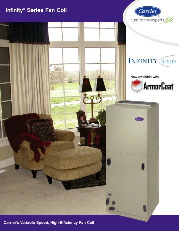 Infinity™ Series Fan Coil - Builder Concept Home 2012