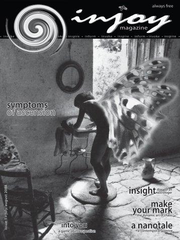 Issue 01 - InJoy Magazine
