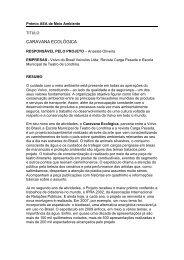 23 - Trabalho - Anaelse Oliveira - AEA – Associação Brasileira de ...