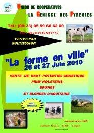 Bayonne - Web-agri