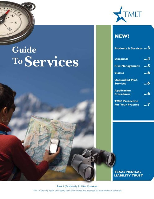 Guide Services - TMLT