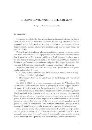 1 Cavallero Scotti_Capitolo IV.qxd - CNSP