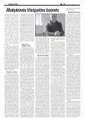 Nr. 14 (279) 2008 m. liepos 19 d. - Krikščionių bendrija TIKĖJIMO ... - Page 2