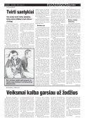 Nr. 14 (279) 2008 m. liepos 19 d. - Krikščionių bendrija TIKĖJIMO ... - Page 5