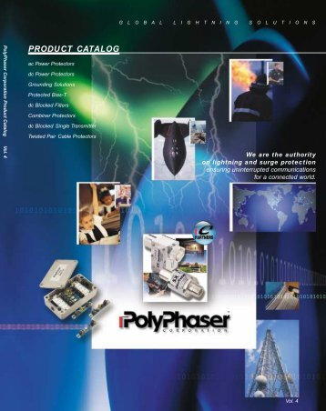 PRODUCT CATALOG - Richardson RFPD