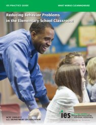 IES Practice Guide-Behavior.pdf - MSLBD