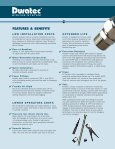 Compressed Air and Inert Gas Piping Systems - Aetna Plastics ... - Page 3