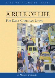 A RULE OF LIFE - Ignatius Press
