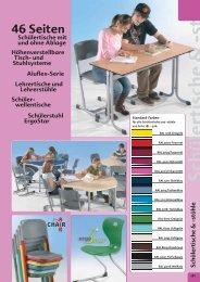 Schülertische & -st - Bergmeier-medien