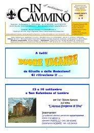 N°3 Maggio Agosto 2008 - Masci